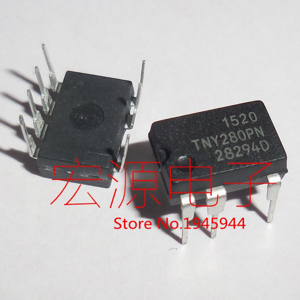 10pcs/lot TNY280PN DIP7 TNY280P DIP TNY280 In Stock10pcs/lot TNY280PN DIP7 TNY280P DIP TNY280 In Stock