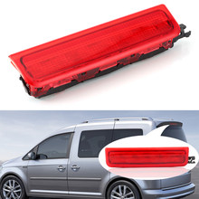 for VW Caddy 3 Estate Caddy III Box 2K0945087CE Red Rear Bumper Reflector LED Tail Stop Brake Light Car(China)