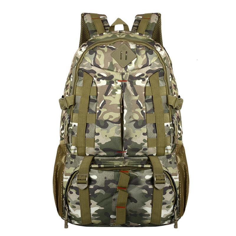 40L Military Bag Tactical Backpack Men Women Outdoor Sport Hiking Camping Hunting Bags Camouflage Rucksacks Travel Hiking Bag