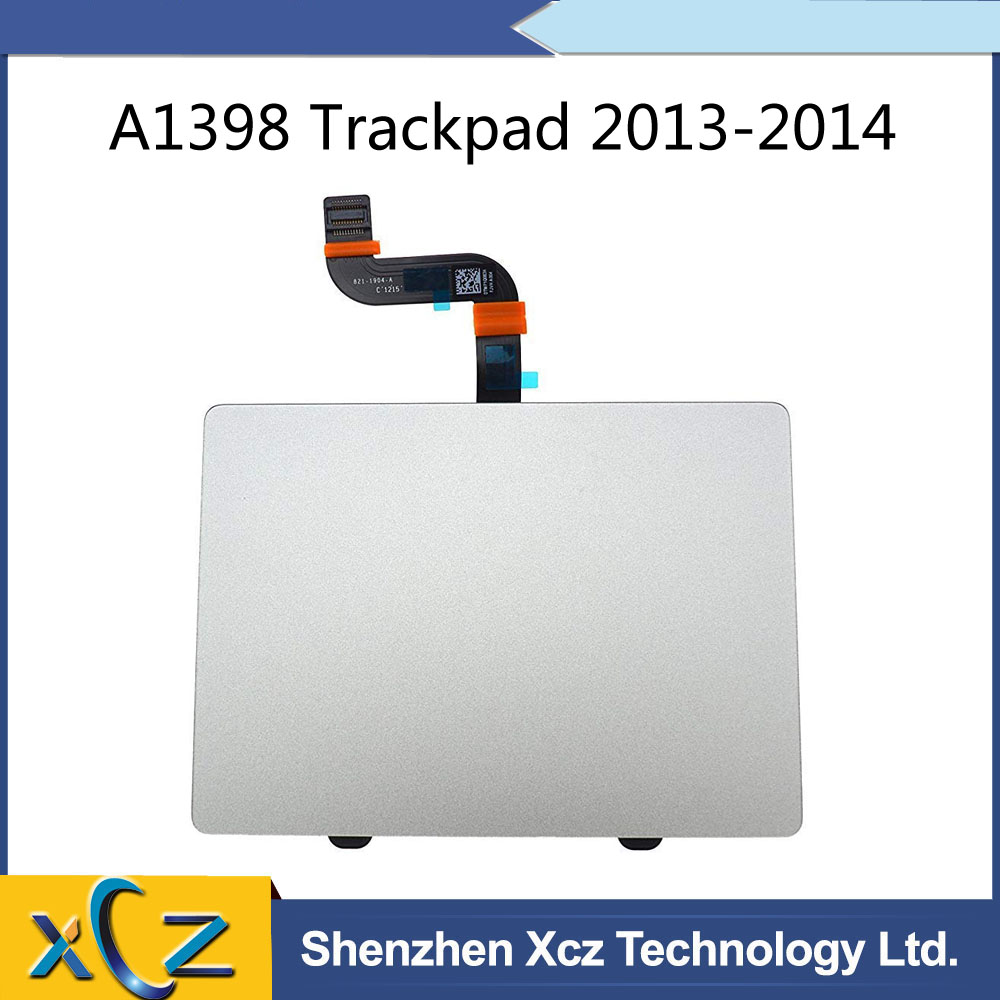 Original New A1398 Trackpad For Apple Macbook Pro 15'' Retina a1398 Touchpad with flex cable 2013 2014 Year