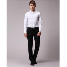 Custom made men shirt groom wedding shirt high quality white comfortable formal shirt business shirt long sleeve