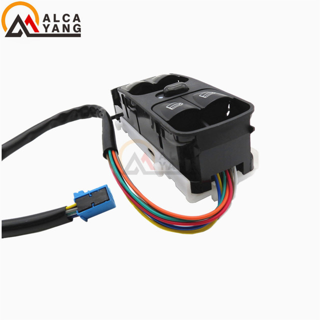 A2038200110 NEW Power Control Window Switch For MERCEDES C CLASS W203 C180 C200 C220 2038210679 A2038210679