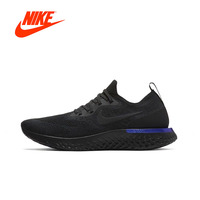 Original Authentic Nike Epic React Flyknit Mens Running Shoes Sneakers Breathable Sport Outdoor Athletic 2018 New Arrival