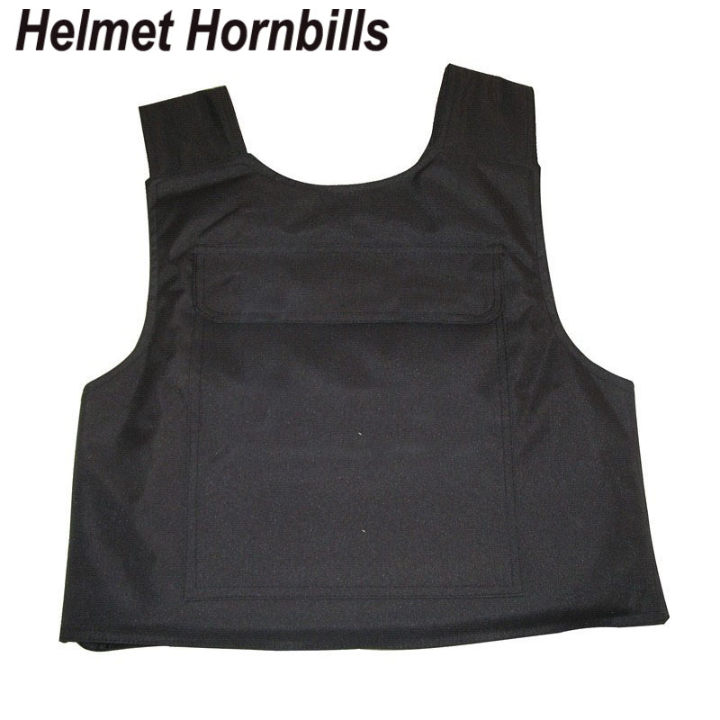 Helmet Hornbills Soft Stab Proof Vest Police Anti Stab Proof Vest Safe Anti-knife Vest
