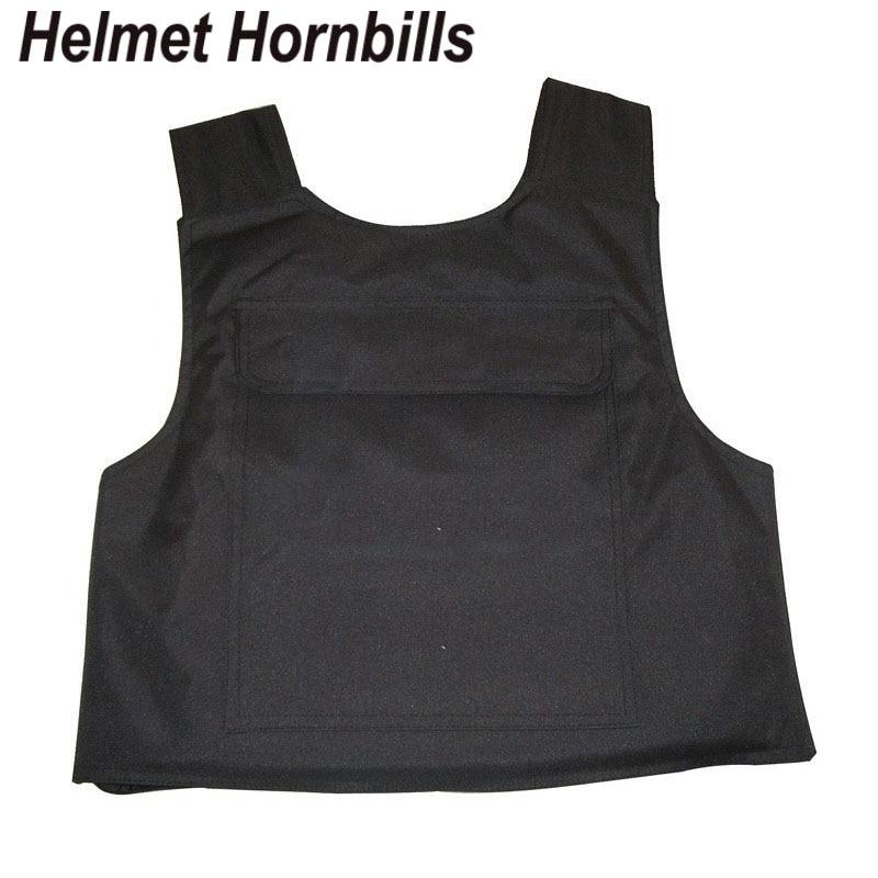 Helmet Hornbills Soft Stab Proof Vest Police Anti Stab Proof Vest Safe Anti-knife Vest