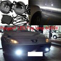 LED,Peugeo 307 daytime light,207 fog light,206 day lamp,207 207CC 307 CC 307SW 3008 407 coupe,4007 5008 607