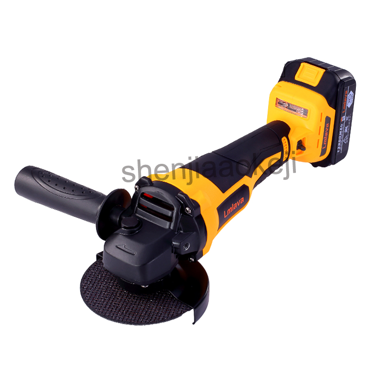 Multifunctional Angle Polishing Machine 21V Angle Grinder Brushless motor Grinding Machine Polishing Cutting Grind Sanding Tool
