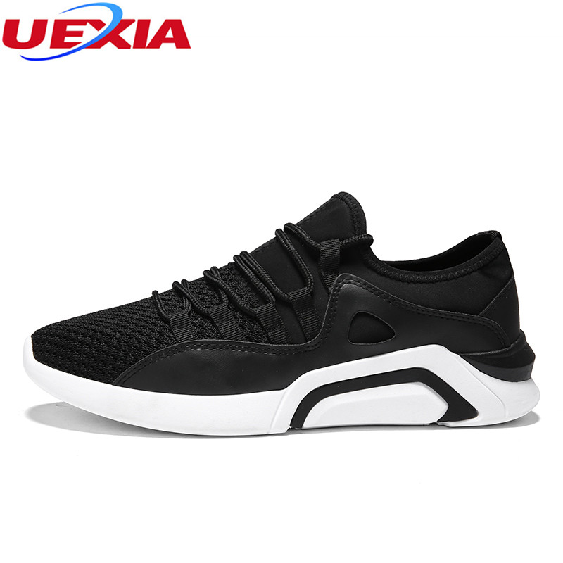 Haute black Marche Mode Air red En Plein Confort Hommes Nouvelle Adulte Respirant Maille Formateurs Uexia White Black Qualité De Casual 2018 Chaussures qtRpPR
