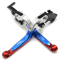 For BMW F650GS F650 GS 2000 2001 2002 2003 2004 2005 Accessories Folding Extendable CNC Motorcycle Brake Clutch Lever