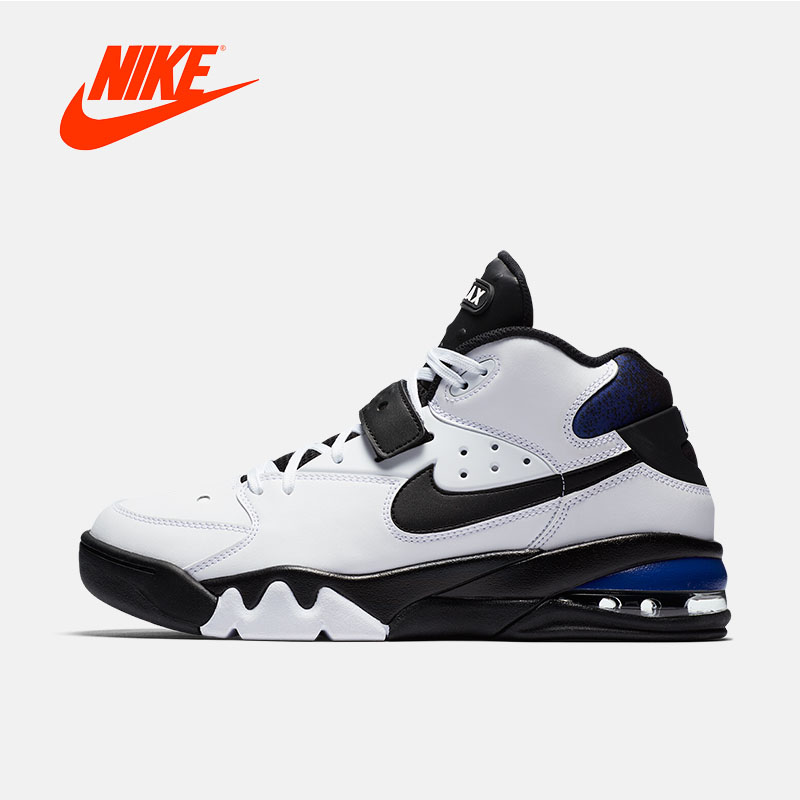 Original New Arrival Authentic NIKE AIR FORCE MAX mens mens basketball shoes sneakers AH5534 Sport Outdoor купить недорого в Москве