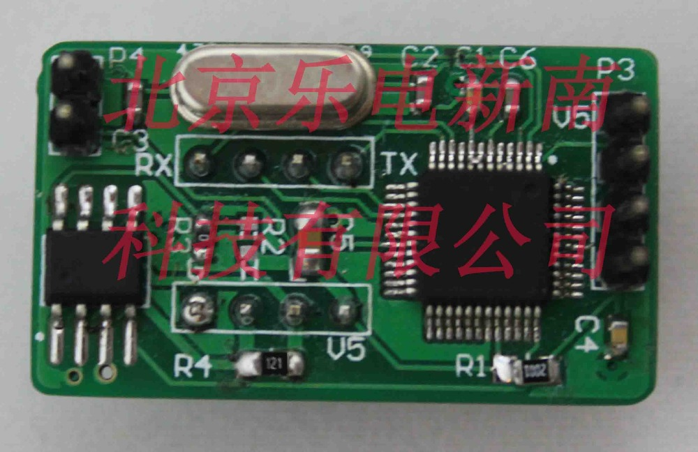 UART TTL serial port to CAN module Transparent or fixed length package Interface compatible with MAX485UART TTL serial port to CAN module Transparent or fixed length package Interface compatible with MAX485