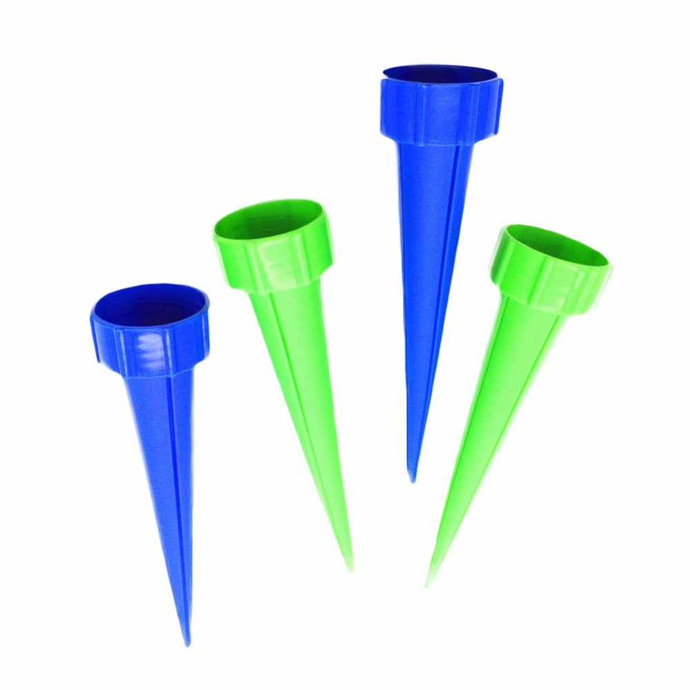 3 Pcs Automatic Watering Irrigation Spike Garden Plant Flower Drip Sprinkler Tapered Water At Patio Watering Office 13.5 Cm