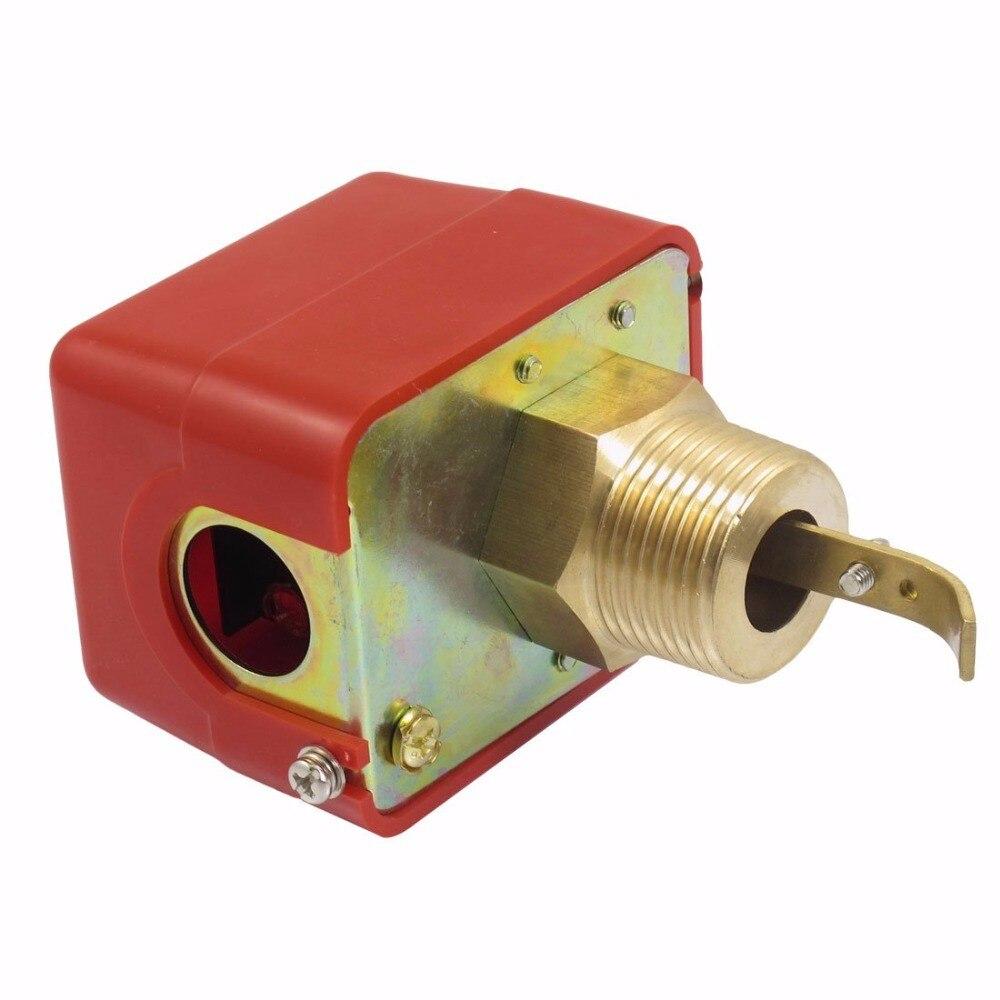 20pcs HFS-25(1 inch) Paddle Water Pump Flow Switch Senors,LKB-01 senors серебряный
