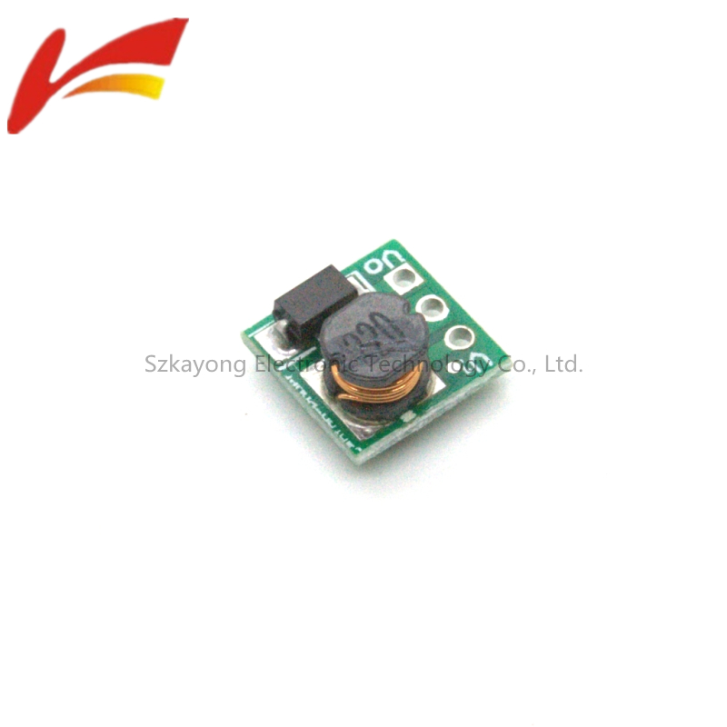 0.9-5V To 5V DC-DC Step-Up Power Module Voltage Boost Converter Board 1.5V 1.8V 2.5V 3V 3.3V 3.7V 4.2V To 5V