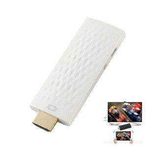 Image 2 - Беспроводной WIFI дисплей ключ HDMI Miracast DLNA AirPlay для iphone 7 6 Plus 5s Samsung