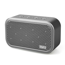 MIFA M1 Portable Bluetooth Speaker en Ingebouwde Microfoon Stereo Rock Sound Buiten Draadloze Bluetooth Speaker Ondersteuning TF card