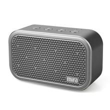 MIFA M1 taşınabilir bluetoothlu hoparlör ve dahili mikrofon Stereo Rock ses açık havada kablosuz bluetooth hoparlör desteği TF kart