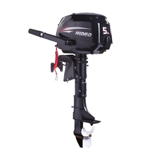 Hidea  cheap Boat Motors  Long  Shaft  4 Stroke 5HP  Outboard Motors For Sale