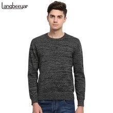 Мужской свитер 2017 Slim Fit