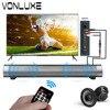 VONLUXE Bluetooth TV Soundbar Slim Column Wireless Sound Bar Speakers For Computer Speaker For TV Optical