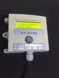 Image 3 - Hydrogen gas Concentration sensor transmitter H2 gas sensor online test 485 232 0 5v switching value 4 20MA plc modbu 0 1000ppm