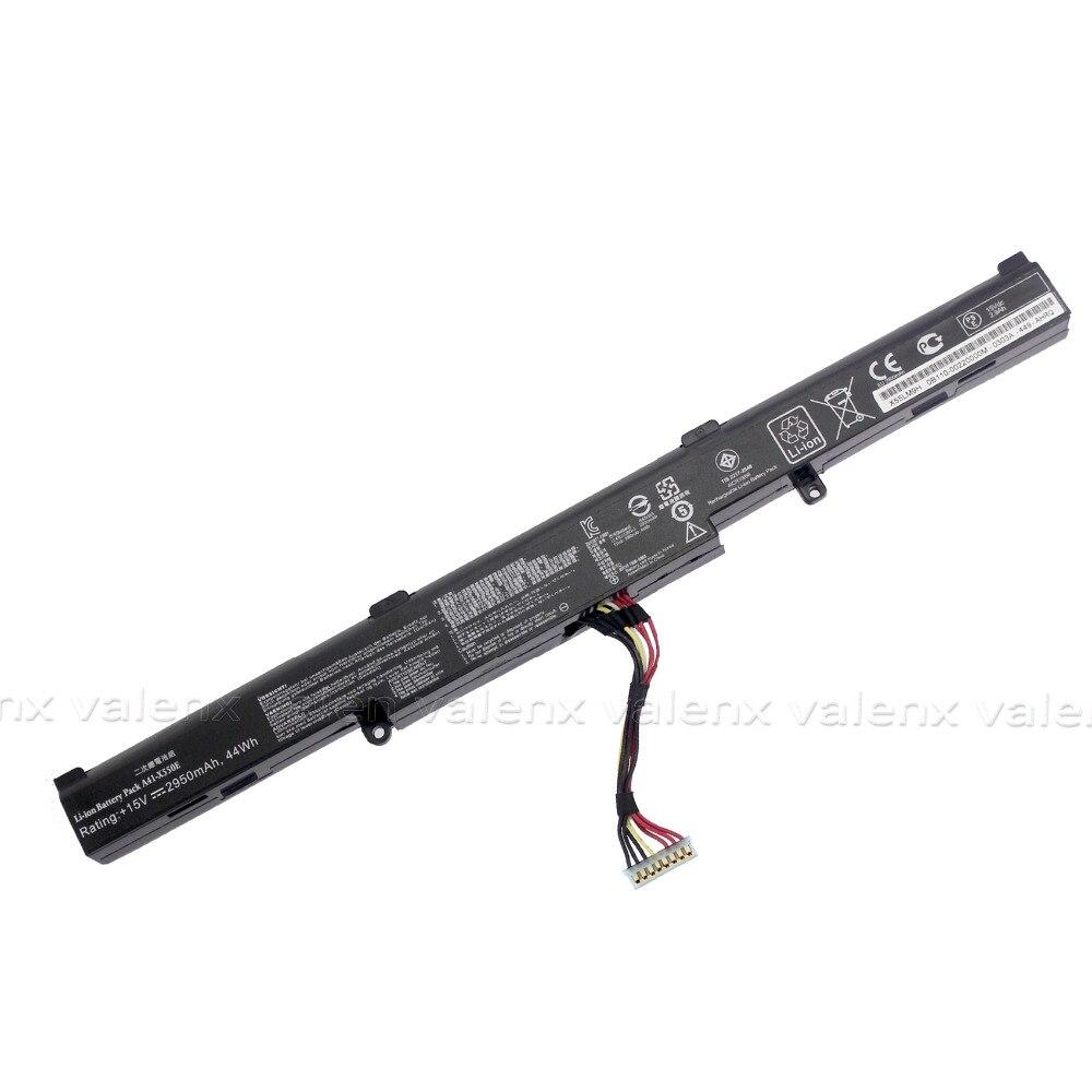 Laptop Battery For ASUS A41-X550E X450 A450 X450E A450V F450E F450JF F450C A450J X450J Series X751L X751M