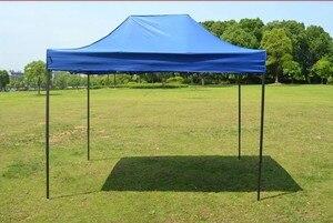 Image 2 - 屋外広告展示テント車キャノピーガーデンガゼボイベントテント救済テント太陽のシェルター 3*3 メートル