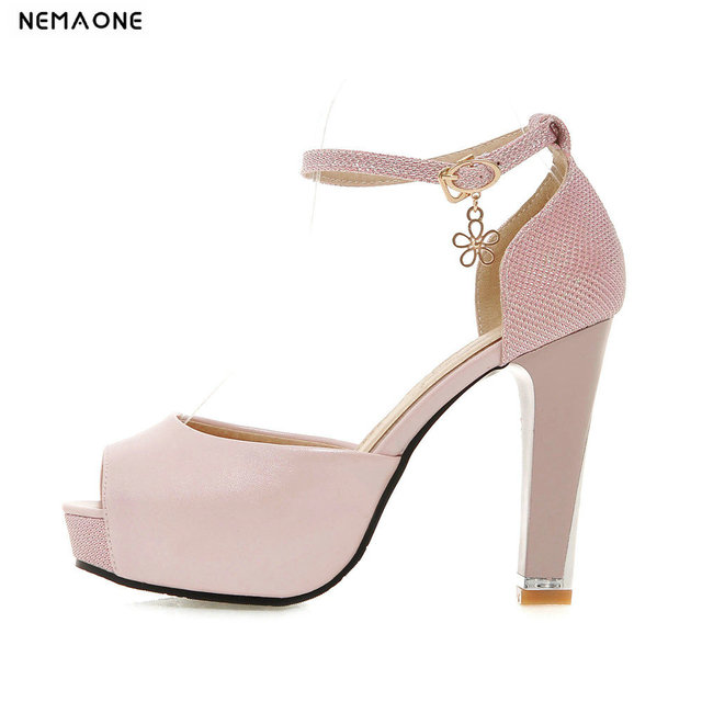 de nouvelles chaussures femmes été chaussures style sandales rome rome rome bouche de poisson dde1f1