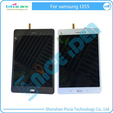 New For Samsung Galaxy T355 LCD Display Touchscreen Digitizer Assembly Replacement Parts