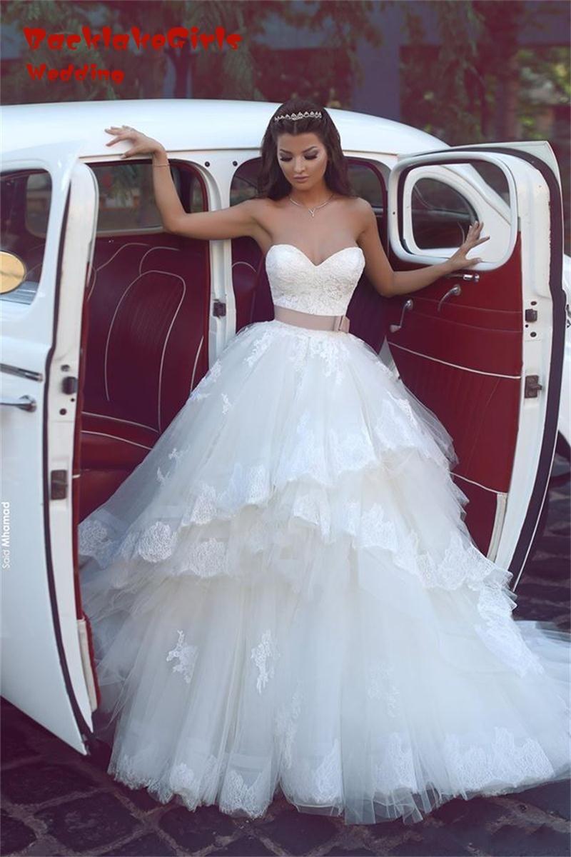 Cheap Ball Gown font b Wedding b font font b Dresses b font font b 2017