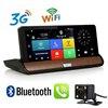 3G Network Wireless WIFI Navigation Bluetooth Dash Camera 7 Inch Car Dvr Console Driving Recorder High