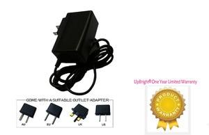 UpBright Новый Глобальный AC/DC адаптер для Denon MC3000 DN-MC3000 DNMC3000 DJ миксер контроллер 941693100220P шнур питания зарядное устройство PSU