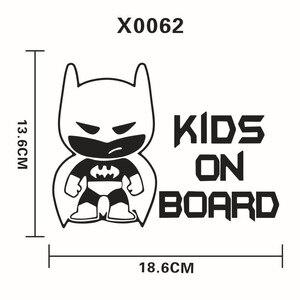 Image 2 - Большая распродажа, Стайлинг автомобиля, новинка, Детская Наклейка на борту автомобиля, виниловые наклейки и наклейки