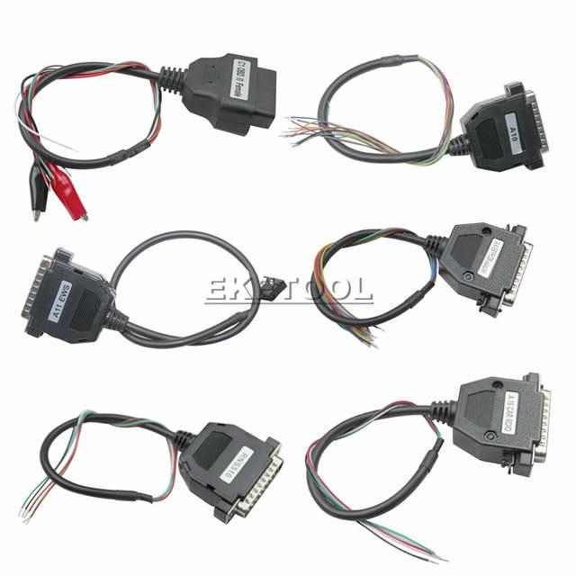US $23 0 |Carprog V8 21 Online V10 93 V10 05 Auto ECU Repair Tool Full 21  Adapters Car Radio Odometer Dashboard Immobilizer Car Prog 8 21-in Car