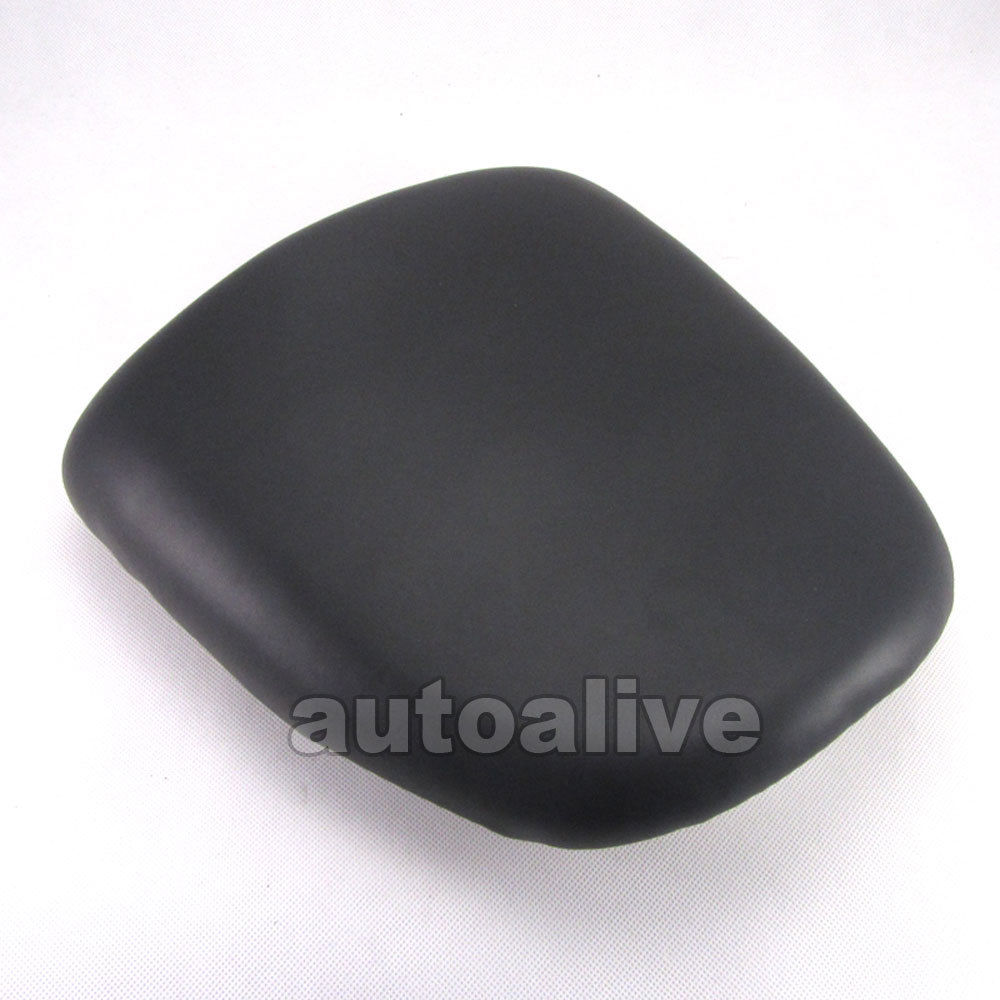 Black Rear Pillion Passenger Seat For Suzuki GSX1300R GSXR1300 Hayabusa 99-07 1999-2007