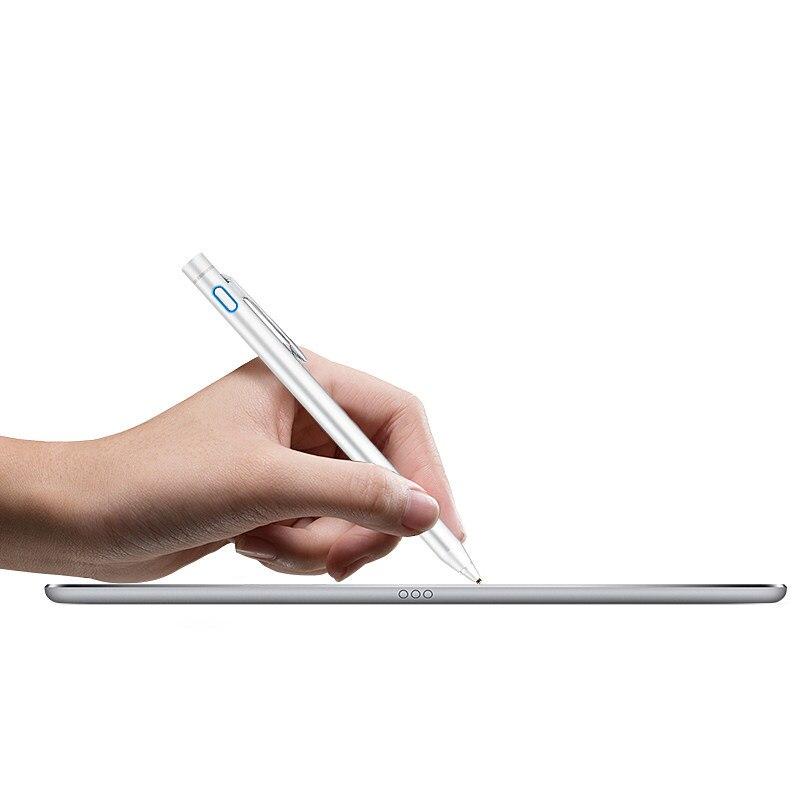 Active Stylus Stylo Capacitif Tactile Écran Astuce Pour Teclast Tbook 10 s 16 Puissance X16 T8 T10 X2 X5 Pro 12 12 s X3 Plus X98 Tablet Cas