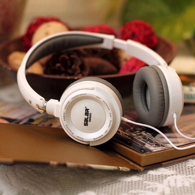Headphones Earphones Gaming Headset 3.5mm Foldable Portable headphone for pc computer