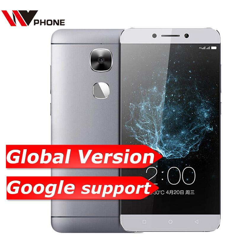 Global Version Original Letv LeEco Le 2 Le2 X520 X527 Not X526  3GB 64GB Mobile Phone Snapdragon 652 Octa Core Fingerprint ID
