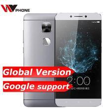 Küresel Sürüm Orijinal Letv LeEco Le 2 le2 X520 x527 değil x526 3 GB 64 GB Cep Telefonu Snapdragon 652 octa Çekirdekli Parmak Iz...