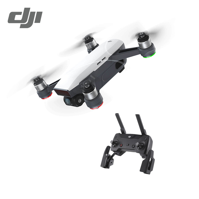 In Stock DJI Spark Fly More Combo Mini Drone Pocket Selfie WiFi FPV With