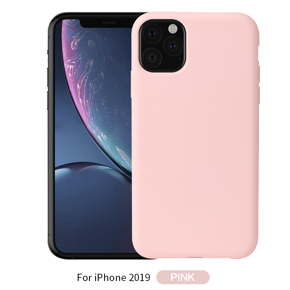 Jolie Liquid Silicone Case for iPhone 11/11 Pro/11 Pro Max 35