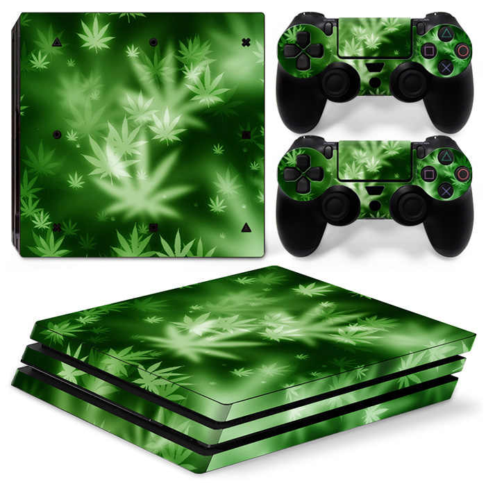free drop shipping Factory Price Stylish Looking Vinyl Sticker for  PS4 Pro Full Cover #TN-P4Pro-0185