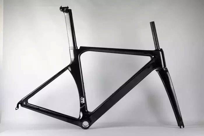 china carbon frame road cheap carbon bicycle frame ud 3k glossy matte coat full