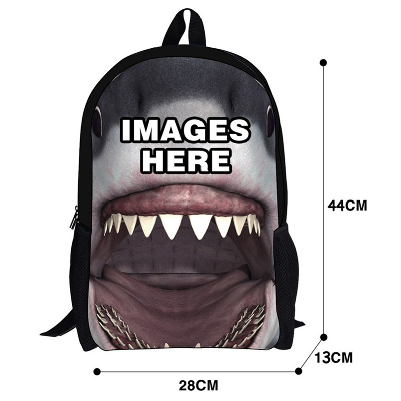 Cool 3D Dinosaur Backpack
