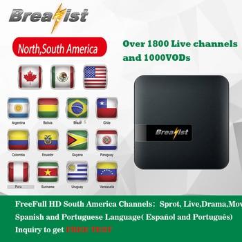 X96MINI Android Nordic IPTV Box 4K Pro HD World 5000+
