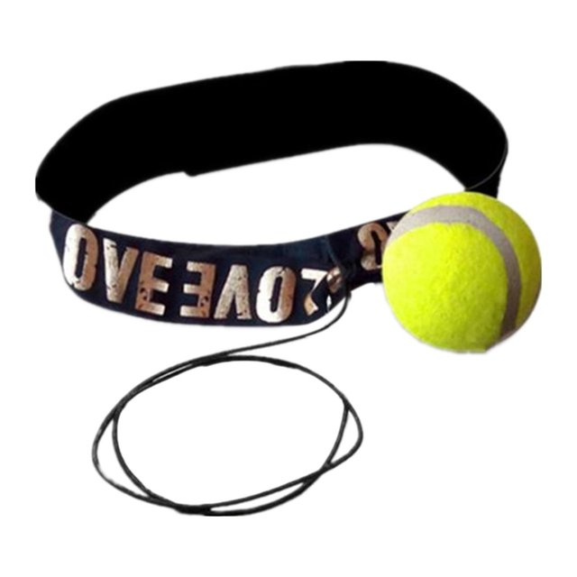 Boxing Ball Head Band | Quick Response Speed Training Punching Sports Exercise Equipment