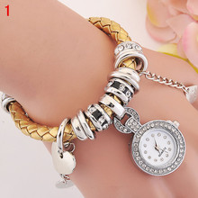 Jewelry Watches Rhinestone Plated Ladies' Dress Wat