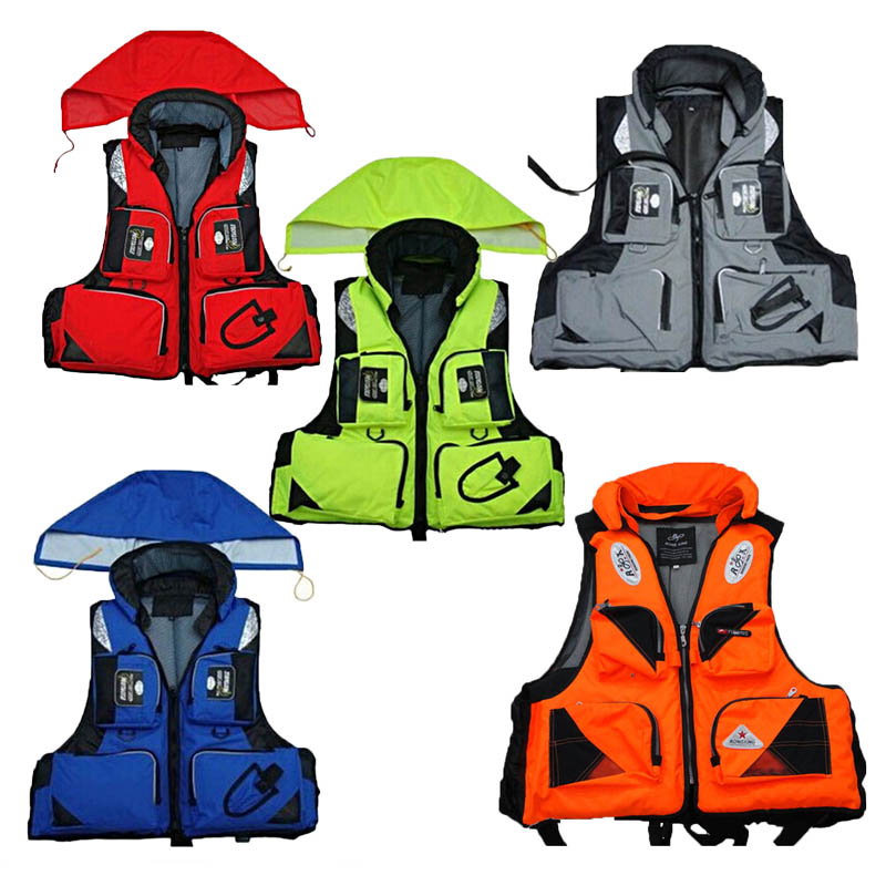 Hot Sale Adults Quick Dry Breathable Life Safety Reflective Vest with Cap Outdoor Sport Fishing Working Security Wear Clothing