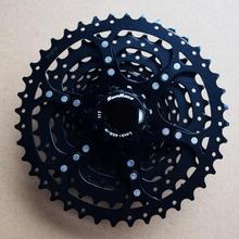 SunRace Bicycle Freewheel 9 Speed CSM990 Mountain Bicycle Cassette Tool MTB Flywheel Bike Parts 11-40T