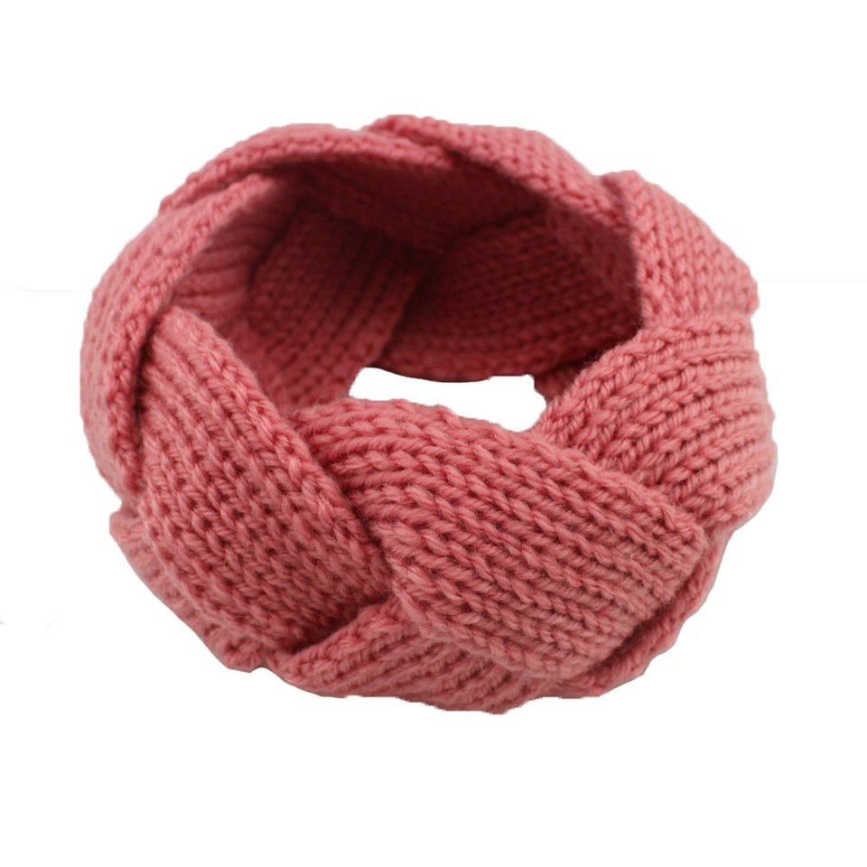 Crochet Twist Knitted Headband Winter Warmer Headbands for Women Clothing Accessories Head Band